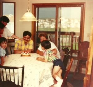 Nobu's birthday:1990?